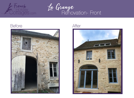 French Stone House Renovation French Holiday Cottages Meursault Burgundy,How Much Does It Cost To Paint A Brick House Yourself